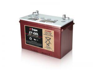 battery deep cycle แบตเตอรี่