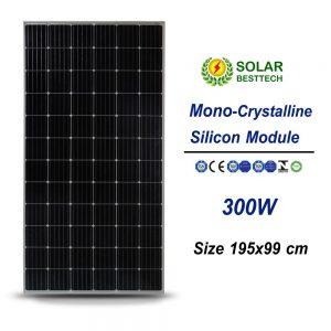 Mono Crystalline 300W